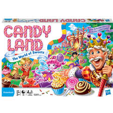 Candy Land Board Game The World Of Sweets