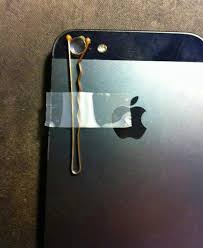 Someone Attached A Hairpin To An iPhone And Transformed It Into A