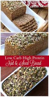 paleo bread low carb high protein