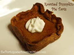 Bake Pumpkin For Pies by Roasted Pumpkin Pie Tarts The Portuguese American Mom