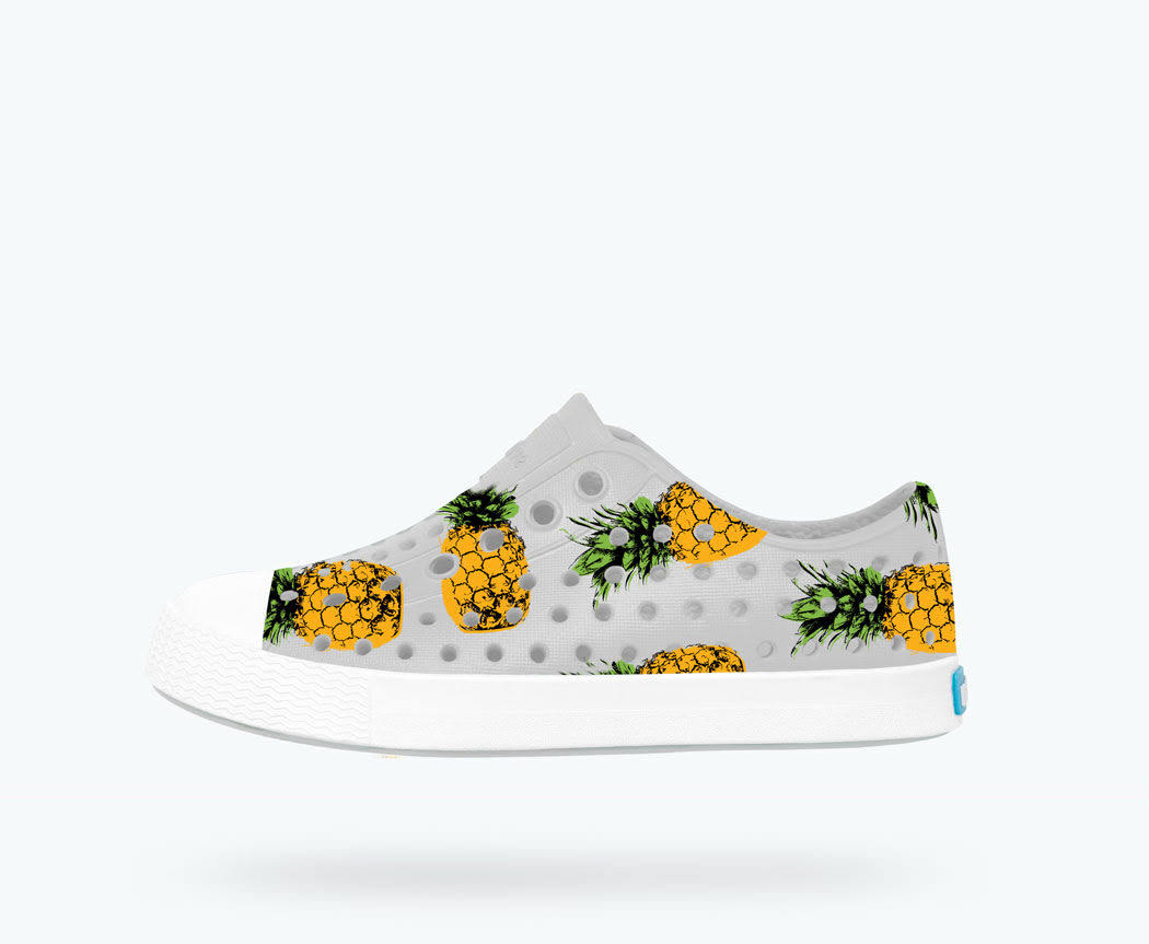 Native Kids' Jefferson Print Child Sneaker