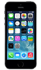 Apple iPhone 5S 16GB in Space Grey Pay As You Go