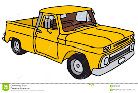 Old Yellow Pick-up Stock Vector. Illustration Of Delivery - 52736300 Vector Drawings Of Old Trucks Shopatcloth Old School Truck By Djaxl On Deviantart Ford Truck Drawing At Getdrawingscom Free For Personal Use Drawn Chevy Pencil And In Color Lowrider How To Draw A Car Chevrolet Impala Pictures Clip Art Drawing Art Gallery Speed Drawing Of A Sketch Stock Vector Illustration Classic 11605 Dump Loaded With Sand Coloring Page Kids