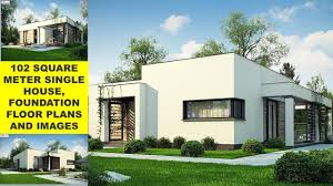 100 Modern Single Storey Houses Step By Step Construction Photos My One Story Family