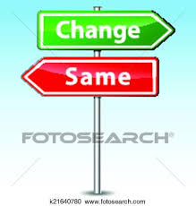 Clipart Vector change and same direction sign Fotosearch Search Clip Art Illustration