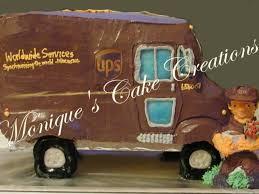Ups Truck - CakeCentral.com