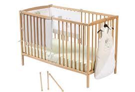 auchan chambre bébé auchan lit en hêtre pour bébé à 40 au lieu de 80