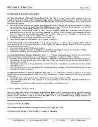 Insurance Resume Examples Marketing With Life Sample To Create Remarkable