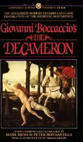 Decameron – Giovanni Boccaccio