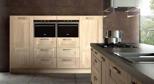 cuisine bois massif contemporaine cuisine bois moderne truro sagne cuisines