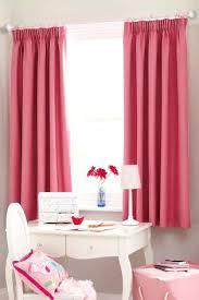 Pink Cotton Curtains Pale Pink Cotton Curtains – rabbitgirl