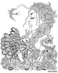 Adult Coloring Book Printable Pages For