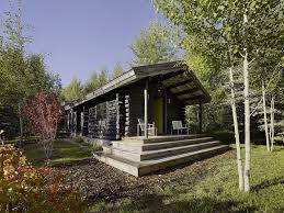 100 Taylor Smyth Architects Arched Cabins Canada Lovely Sunset Cabin