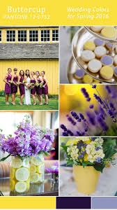 Summer Wedding Colors Top 10 For Spring 2016 Trends From Pantone