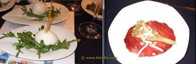 cuisine italienne gastronomique gastronomie internationale italienne innovation parfum et saveurs