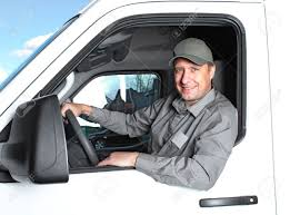 100 Delivery Truck Driver Jobs Handsome Stock Photo Picture And Royalty Free Image