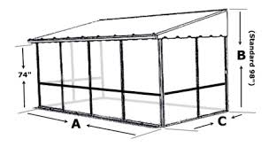 Patio Mate Screen Enclosure by Screen Room Kits Jardin Home Attached Screenrooms Patio Plus