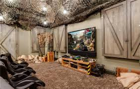 Star Wars Call Of Duty And Trek Influence The Designs For Rooms In This 35 Million Boca Raton Home