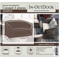 protection canapé housse de protection pour canapé 2 places zenith en résine in outdoor