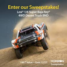 100 Losi Desert Truck Horizon Hobby Your Chance To Take Home The Super Facebook