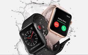 apple watch series 3 colors