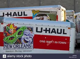 100 Largest U Haul Truck Uhaul Truck Stock Photo 39696052 Alamy