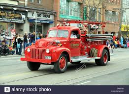 100 Old Fire Trucks Toronto Truck Stock Photo 47762935 Alamy