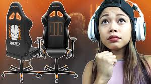 Dxracer Gaming Chair Cheap by Black Ops 3 Dxracer Gaming Chair Unboxing Setup U0026 Review Youtube