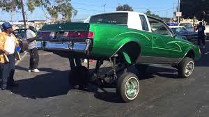 Back Bumper Hopper Lowrider