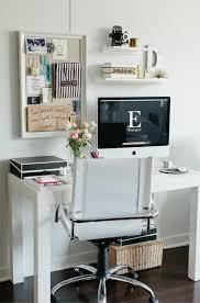 le petit bureau des idées pour aménager un bureau dans un petit espace