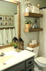 Half Bath Decor Guest Bathroom Decorating Ideas Large Size Of Vanity Wall