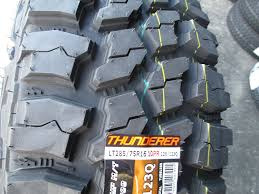 Amazon.com: LT 285/75R16 Thunderer Trac Grip Mud Tire 2857516 285 ... 17 Inch Tiresoff Road Tire 4x4 37 1251716 Off Tires This Silverado 2500hd On 46inch Rims Hates Life The Drive Allstate Deluxe 50016 Inch Motorcycle 2017 Toyota Corolla With Custom 16 Inch Rims Tires Youtube Mudder Your Next Blog Ford 2002 F150 Wheels And Buy At Discount Mickey Thompson Adds Five New Sizes To Baja Atzp3 Line Uerstanding Load Ratings Dubsandtirescom Toyota Tacoma Atx Nitto