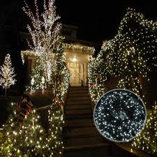 Ebay Christmas Tree Decorations by Outdoor Christmas Tree Decorations Lights Holiday Time Pre Lit 4