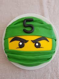 lego ninjago torte lloyd cake kinder kuchen geburtstag