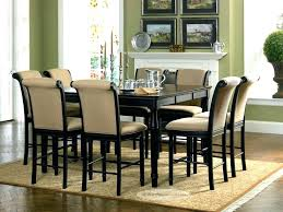 Dining Tables 8 Chairs Round Table For Lovely Room And