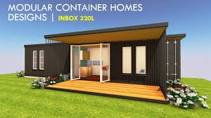 100 Modular Shipping Container Homes Prefab Design Floor Plans MODBOX 1300