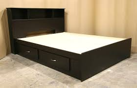 Ana White Farmhouse Headboard by Ana White Farmhouse Storage Bed With Drawers Diy Projects Inside