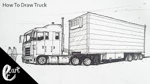 How To Draw Truck - YouTube How To Draw An F150 Ford Pickup Truck Step By Drawing Guide Dustbin Van Sketch Drawn Lorry Pencil And In Color Related Keywords Amp Suggestions Avec Of Trucks Cartoon To Draw Youtube At Getdrawingscom Free For Personal Use A Dump Pop Path The Images Collection Of Food Truck Drawing Sketch Pencil And Semi Aliceme A Cool Awesome Trailer Abstract Tracing Illustration 3d Stock 49 F1 Enthusiasts Forums