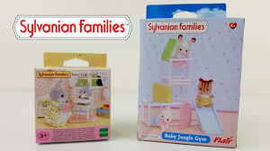 Sylvanian Families Baby High Chair & Baby Jungle Gym - YouTube Calico Critters Tea And Treats Set Walmartcom Baby Kitty Boat And Mini Carry Case Youtube 2 Different Play Sets Together Highchair Cradle With Houses Opening Lots More Stuff Sylvian Families Unboxing Review Playpen High Childrens Bedroom Room Nursery Minds Alive Toys Crafts Books Critter The Is A Fashion Showcase Magic Beans Luxury Townhome Cc1804 Splashy Otter Family Castle Epoch Toysrus
