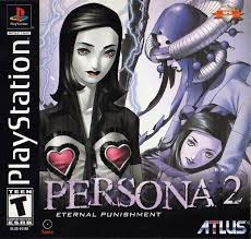 Persona 2 Eternal Punishment Box Shot for PlayStation GameFAQs