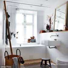 naturmaterialien im bad badezimmer design modernes