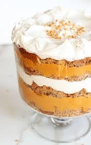 Pumpkin Fluff Recipe Cool Whip by Pumpkin Butterscotch Spice Cake Trifle The Gold Lining