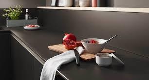 schöne neue küche hochglanz oder matt