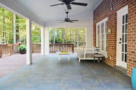 best tile for patio tiling cleaning and grouting an outdoor area house