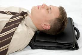 How to Power Nap at Work