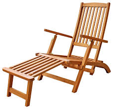 tommy hardwood patio folding chair with foot rest craftsman