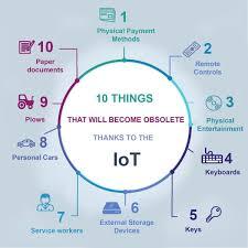 10 Cosas Que Se Volverán Obsoletas Gracias Al Iot IA Latam