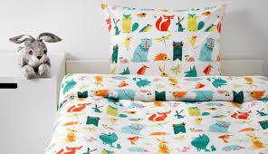 housse de couette enfant ikea textiles enfants linge de lit ikea