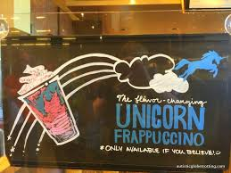 Starbucks Unicorn Frappuccino May Be The Worse Drink Yet Board