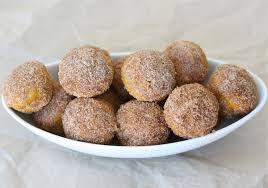 Dunkin Donuts Pumpkin Donut Recipe by Baked Pumpkin Donut Holes Two Peas U0026 Their Pod